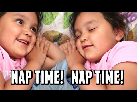 How to get your child to nap, INSTANTLY! -  ItsJudysLife Vlogs