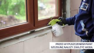 Jak zamontować okno krok po kroku krótka instrukcja Selena Tytan