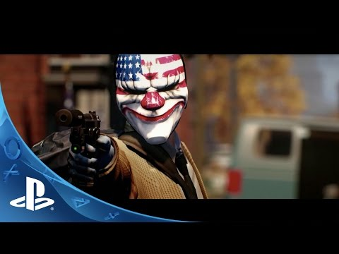 Payday 2: Crimewave - Pre Order now   PS4