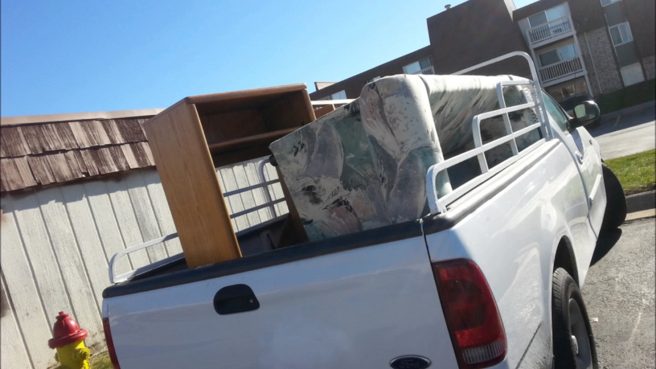 Junk Tv Disposal Electronic Removal Furniture Haul Away Sofa Couch Sectional Omaha Ne