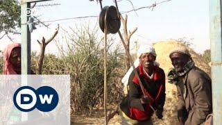 DW News: Ethiopian harvests ruined by El Niño |
