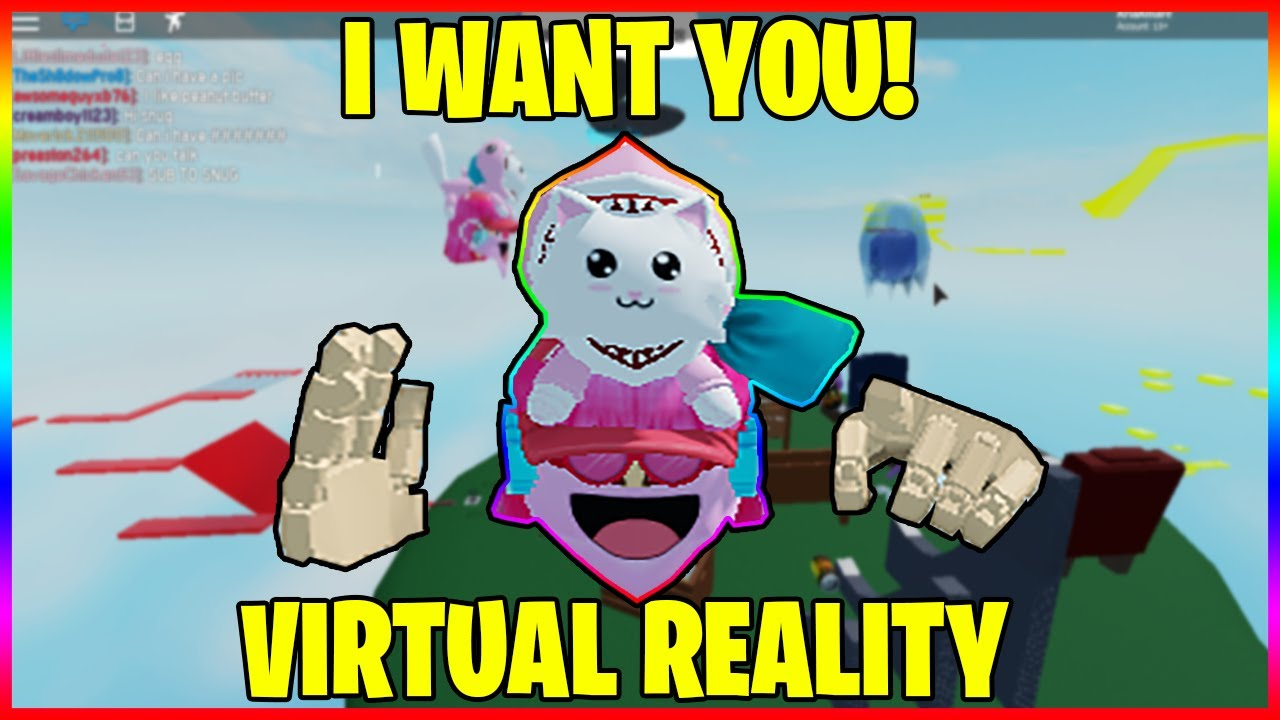 Meeting New People In Vr Hands Oculus Rift Virtual Reality Very