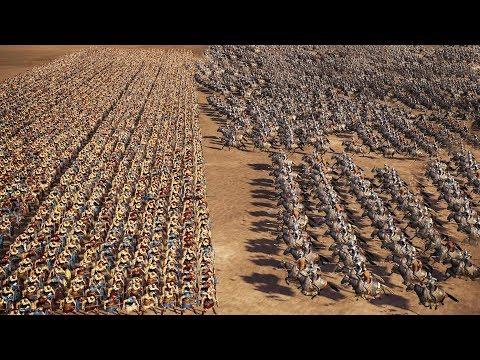 КАТАФРАКТЫ!!! ГРЕКИ И ПАРФИЯ НА ЧЕМПИОНАТЕ МИРА 2020 в Total War: Rome 2