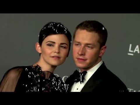 Ginnifer Goodwin & Josh Dallas' Real Life Fairytale Wedding | Splash News TV | Splash News TV