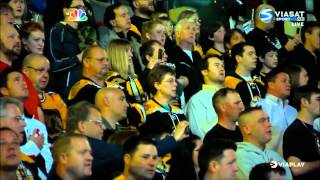 TD Garden tribute to Boston - FULL - Sabres @ Bruins - 4/18/2013 - National Anthem