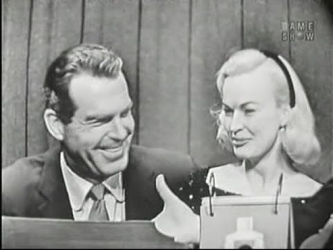 What's My Line?  Alfred Greunther; Fred MacMurray & June Haver; Tab Hunter panel Feb 10, 1957