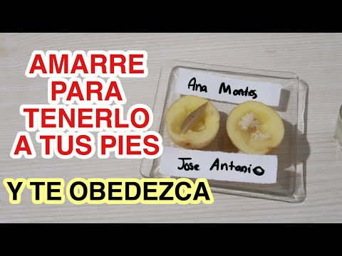 Amarre para volver loco al ser amado from YouTube · Duration:  11 minutes 59 seconds