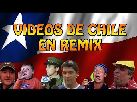 All Chile En Remix / Videos de Chile [Remix Autotune]