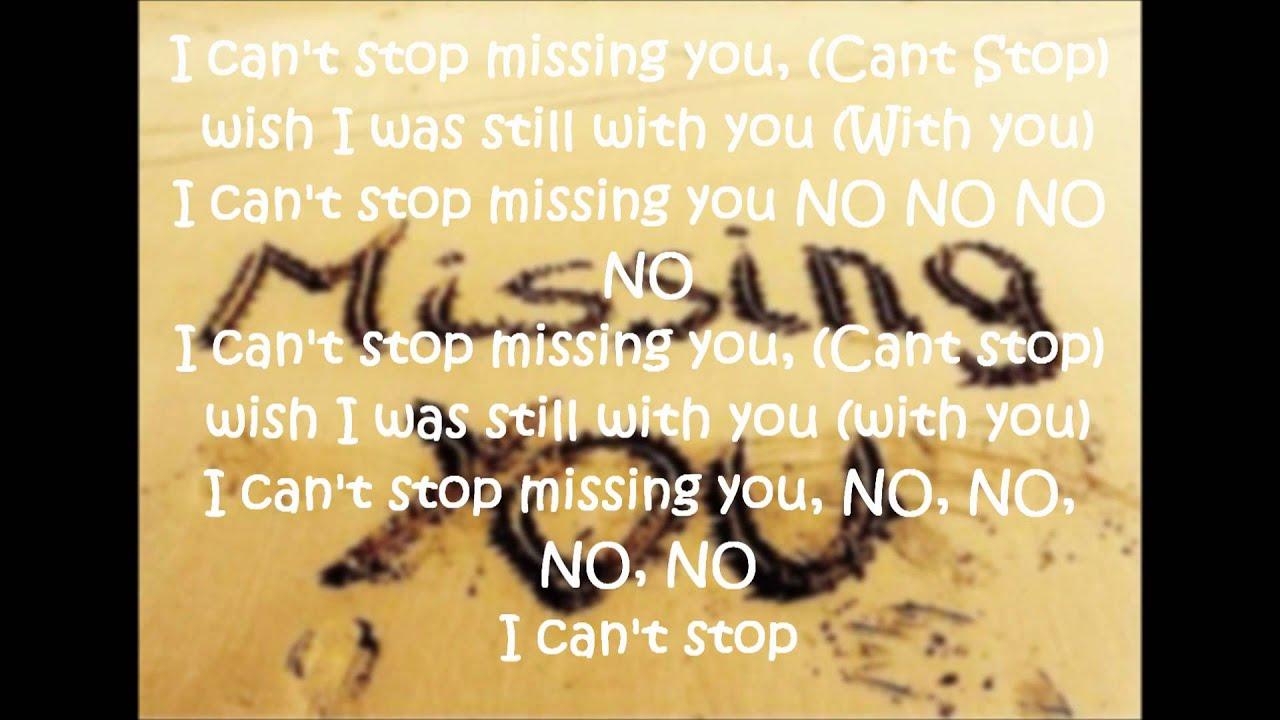 Missing You Lyrics Drake Ft Trey Songz Youtube