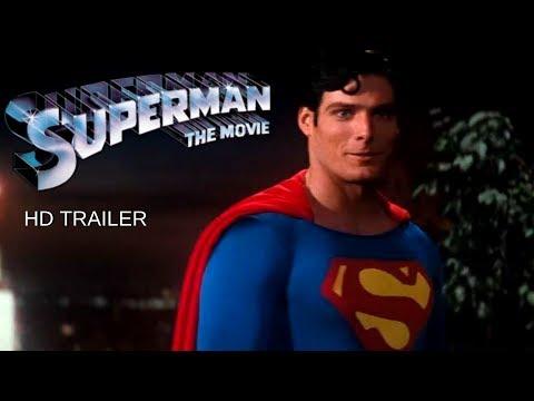 SUPERMAN THE MOVIE (1978) Trailer #1 – Christopher Reeve – Marlon Brando – Margot Kidder