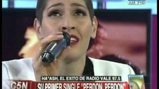 C5N - MUSICA: ENTREVISTA A HA*ASH Y SHOW EN VIVO EN LOS ESTU...