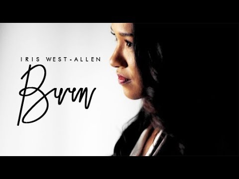 Iris West-Allen ✗ Burn [+5x02]
