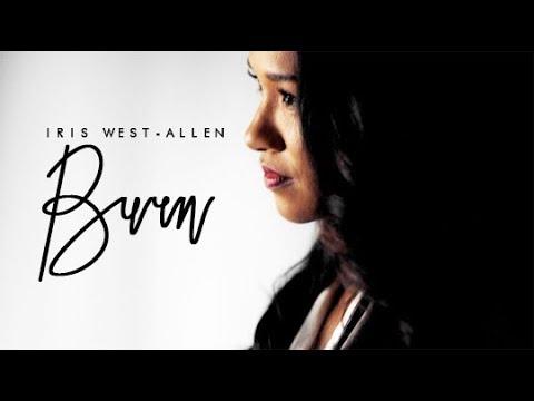 Iris WestAllen ✗ Burn +5x02