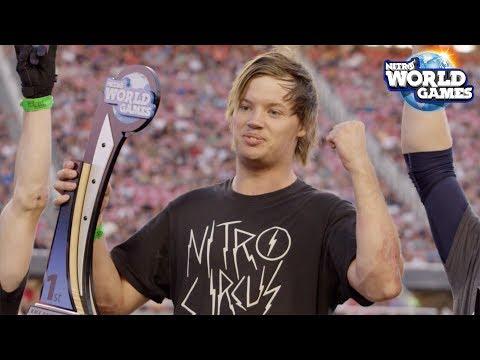 R-Willy Looks Back at Winning Nitro World Games BMX Best Tricks