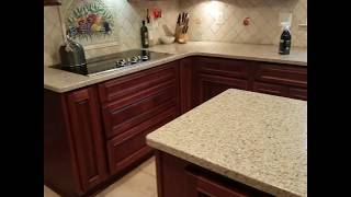 Silestone Counter Top in Kitchen Review