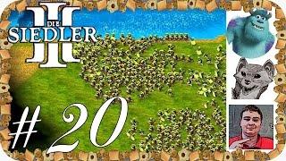 DIE SIEDLER 3 [LPT]#020 Die Schlacht beginnt :) | Map 768 Metzel