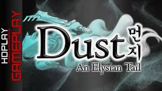 Dust: An Elysian Tail - A Side-Scrolling Action Role-Playing Game