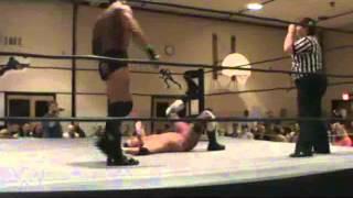 Marc Krieger vs Brian Emanon UW Wrestling 3/16/23013