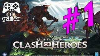 Might & Magic: Clash Of Heroes | Parte 1 | [Gameplay] [Xbox 360] [1080P]