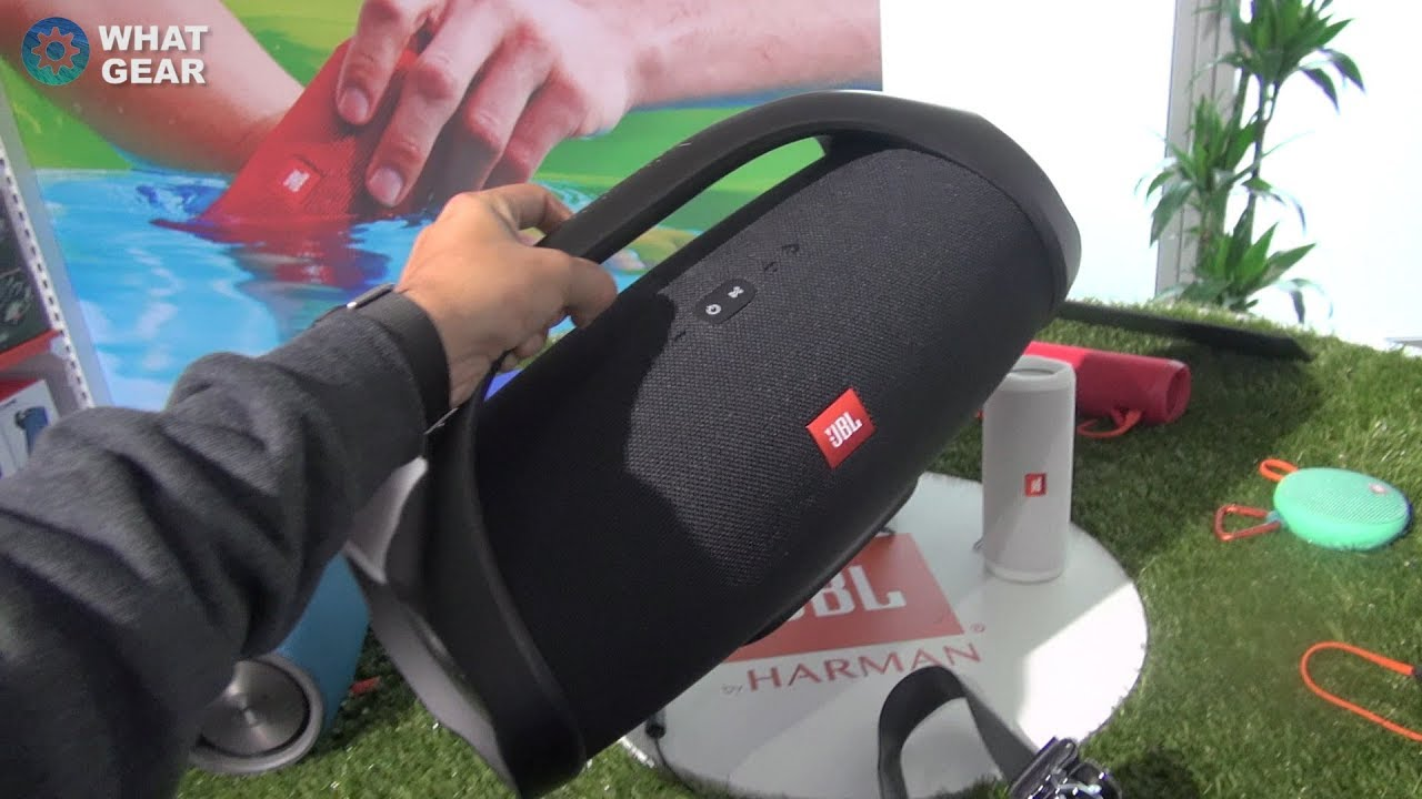 jbl 2018 new products youtube