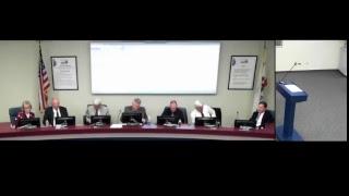 Lodi Unified School District Board of Education Meeting 09/18/2018