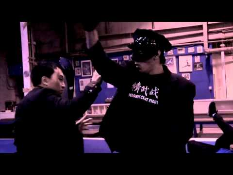 Shawn Bernal Stunt Demo Reel 2012
