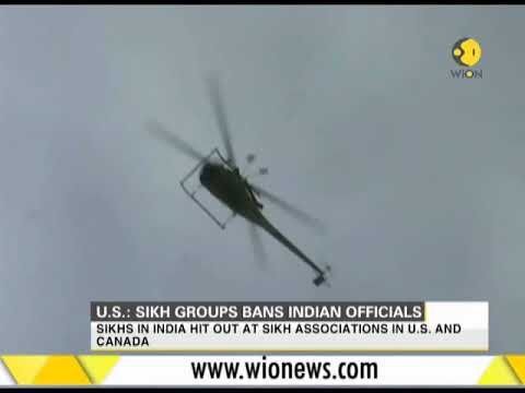 US: Sikh groups ban Indian officials