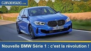 Essai - BMW Série 1 (2019) : la loi de la traction
