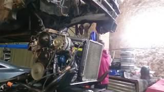 Repose moteur R11 Turbo - partie 1