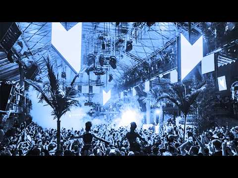 AMNESIA IBIZA - opening set MUSIC ON - Marco Carola's  party