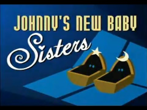 Johnny Test   Johnny's New Baby Sisters