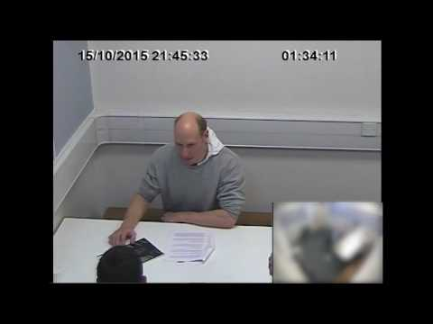 Police interview of serial killer Stephen Port
