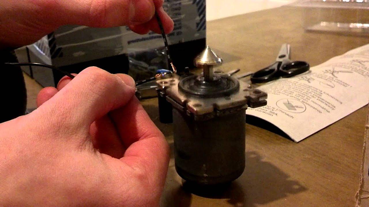 bmw e 36 краник на клапана печки