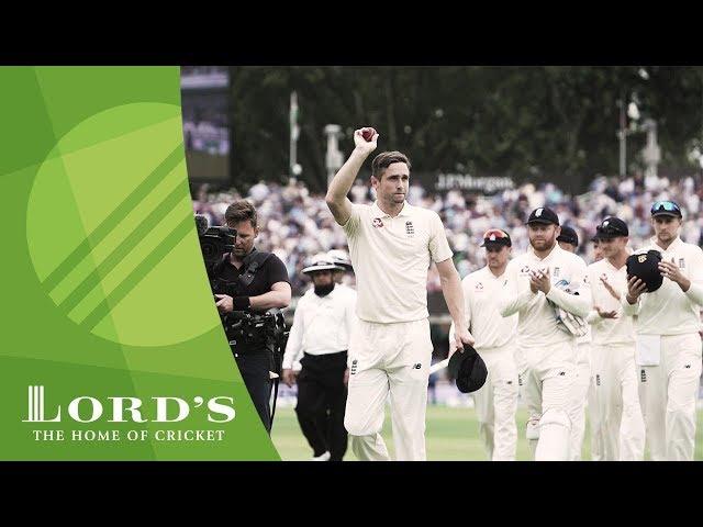 Tim Murtagh & Chris Woakes discuss their Honours Board achievements | MCC/Lord's