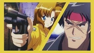 anime news 2018 bean bandit 80s action flick anime on kickstarter ended