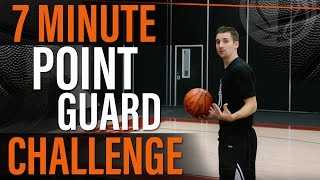 7 Minute POINT GUARD CHALLENGE with Coach Damin Altizer