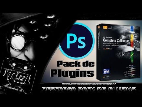Pack de Plugins para Photoshop CC o CS6
