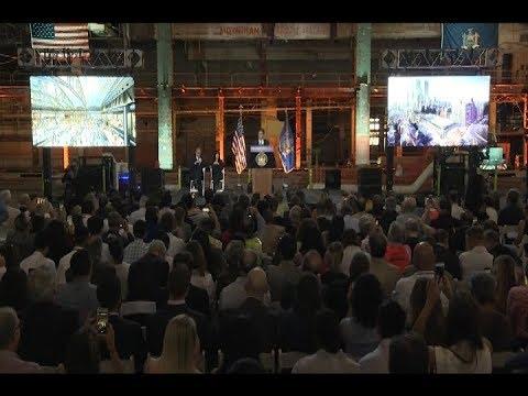 Governor Cuomo Announces Major Construction to Begin on New Grand Moynihan Train Hall