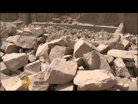 Egypt's Nubians seek return to homeland