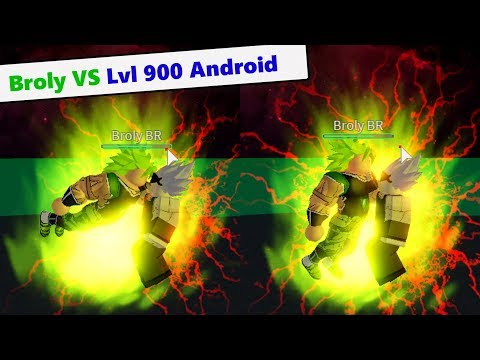 Lvl 900 Android Solo Broly In No Time | DBZ Final Stand