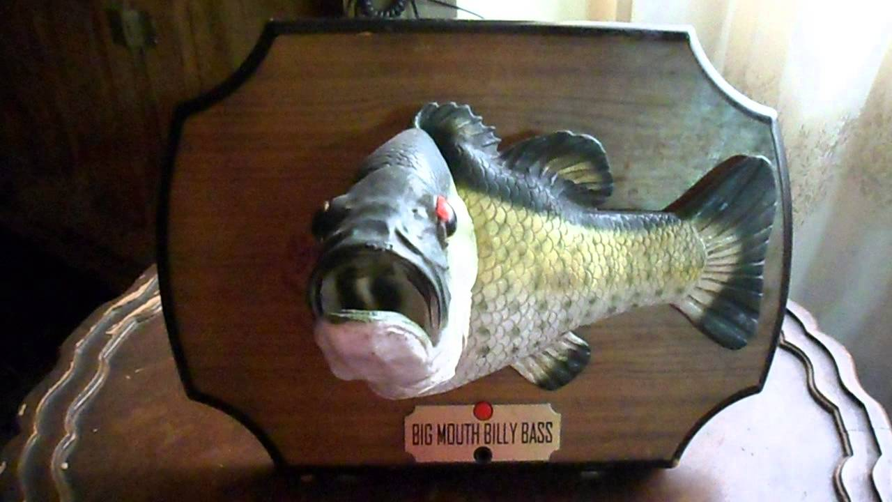 19 fishermen tell their craziest fishing stories there for Big mouth fish