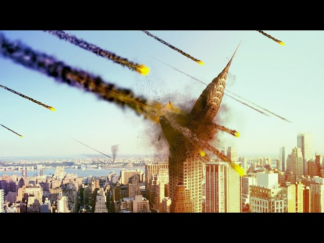 NEW YORK CITY HIT BY MASSIVE NATURAL DISASTERS!