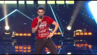 Lietuvos Talentai 2014 m. 4 serija | Artūras Minelga