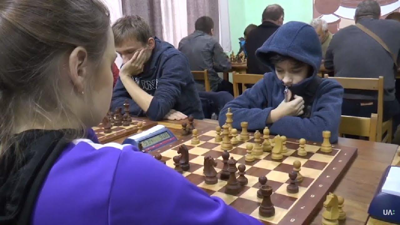 В Івано-Франківську відбувся четвертий етап шахової прем'єр-ліги (відеосюжет)