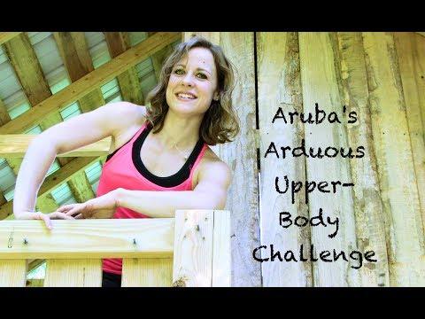 Aruba's Arduous Upper Body Challenge