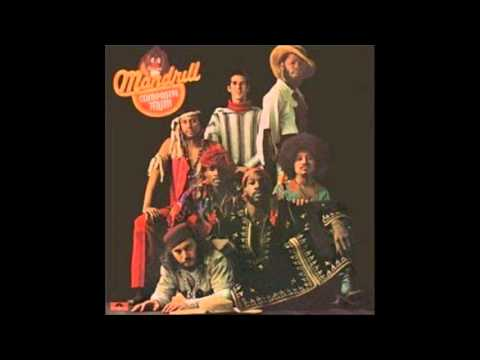 Mandrill - Fencewalk (1972)