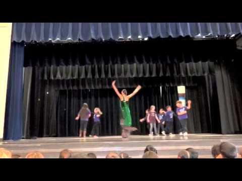 Rhythms Of The Heart Performance at West Sedona Elementary School
