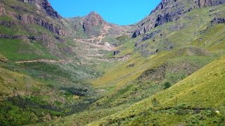 Sani Pass (Part 1) - Mountain Passes of South Africa