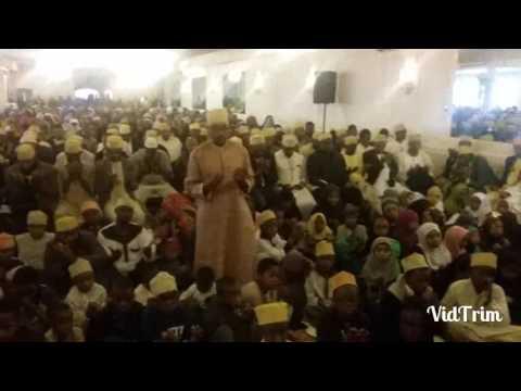 ROQYA très fort avec cheikh djibril comores  en public a paris le 25 septembre 2016
