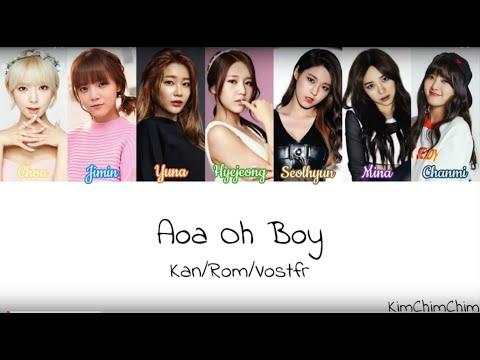AOA - Oh Boy (vostfr/Rom/Han)
